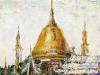 Дарья Багринцева. Bangkok. 2008.х.акр. 130x130