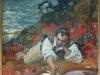 Михаил Копьев. Святая Елена, маленький остров...  х.м. 120х100, 2006