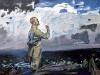 Михаил Копьев. Молитва 60х80 х.акрил 2008