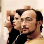 Арт-манеж 2008. Василий Поляков - живопись и Гера Грогор - куклы