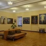 """1 Выставка """"В поисках потерянного рая"""" Михаил Копьев"""