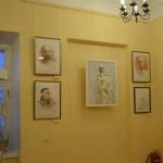 """10 Выставка """"В поисках потерянного рая"""" Михаил Копьев"""