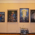 """11 Выставка """"В поисках потерянного рая"""" Михаил Копьев"""