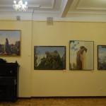 """13 Выставка """"В поисках потерянного рая"""" Михаил Копьев"""