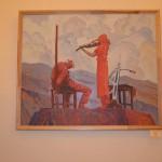 """14 Выставка """"В поисках потерянного рая"""" Михаил Копьев"""