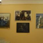 """5 Выставка """"В поисках потерянного рая"""" Михаил Копьев"""