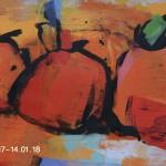Алексей Ланцев. Форма отношений. выставка. галерея Красный мост,г.Вологда с 14 декабря 2017 по 14 января 2018