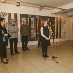 выставка 3: Фомичев, Лопатина, Верещагин (куратор Светлана Веселова)